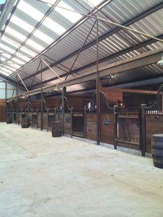 Kimberwick low rise stall series. #HorseStalls #KimberwickSeries #ClassicValue