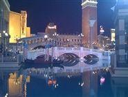 bucket list: Venetian Casino and Grand Canal