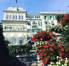 Santa Margherita, Mansions, House Styles, Home Decor, Architecture, Decoration Home, Manor Houses, Room Decor, Villas