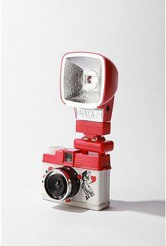 Lomography Diana F+ Mini Wonderland Edition Camera