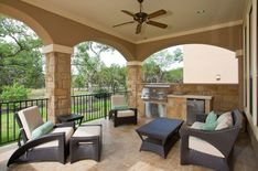 Unless Otherwise, Specified Ceiling Fans Located In Outdoor Areas Should Be  Protected From The Elements