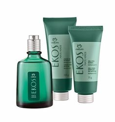 Natura Cosmeticos Consultoria: Presente Natura Ekos Mate Verde