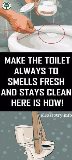 The Toilet Always Smells Fresh And Stays Clean. All You Need Is This – Healthy and Natural Cures Health Tips For Women, Health Advice, Health And Beauty, Health And Wellness, Health Care, Health Fitness, Wellness Tips, Women's Health, Healthy Tips