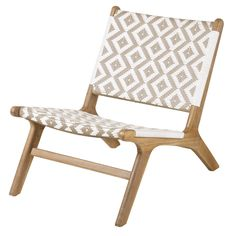 Resin Wicker Garden Armchair with White and Beige Graphic Prints Kilimanjaro Teen Furniture, Hallway Furniture, Small Furniture, Garden Furniture, Outdoor Armchair, Outdoor Rugs, Outdoor Chairs, Sun Lounger Cushions, Decorative Storage Boxes
