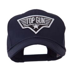 US Navy Top Gun Patch Cap by e4Hats on Etsy https://www.etsy.com/listing/252972676/us-navy-top-gun-patch-cap