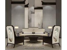 山墙沙发组 - 新波普 - 视觉传媒家具