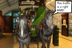 Circus Mums | London Transport Museum, Covent Garden