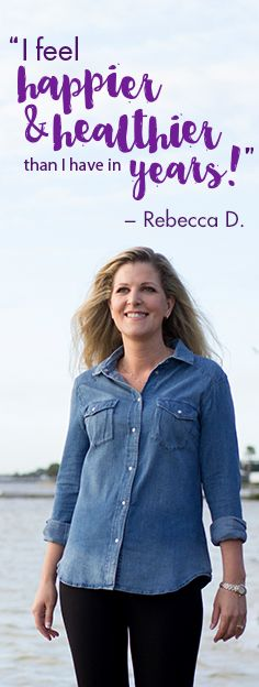 Find out why Rebecca finally decided to try Nutrisystem and how it worked for her. Plus hear from three more Nutrisystem Real Success Stories about their initial spark or extra kick that inspired them to take the first step. Fast Weight Loss, Lose Weight, Weight Loss Success Stories, Take The First Step, Feeling Happy, Kicks, Inspired, Women, Fashion
