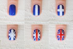 nail-art-london tutorial
