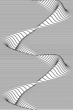 Playing with Lines in Photoshop and Illustrator