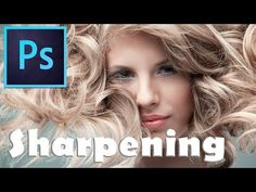 Best Way to Sharpen Images in Photoshop! - YouTube