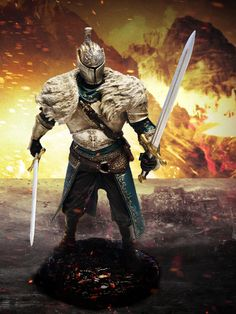 "awesome Dark Souls II 2 Figure 12"" Warrior Knight Statue Figurine LIMITED Edition LOOSE   Check more at http://harmonisproduction.com/dark-souls-ii-2-figure-12-warrior-knight-statue-figurine-limited-edition-loose/"