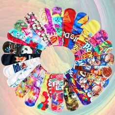 Chic Women/'s Ladies Short Ankle Cotton Socks Candy Color Low Cut Boat Pip Ke