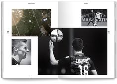 "The 5th issue of the official PAOK FC Magazine ""Toumba"". This special edition issue reviews the best moments of 2015-2016 season as well as the forthcoming season together with a special statistics insert, dedicated to Stefanos Athanasiadis 101 goals with…"
