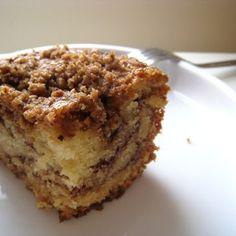 Sour Cream Coffee Cake Heaven