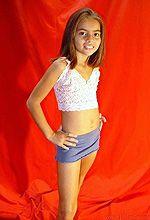 Girl little model nonude teen cuties theme interesting