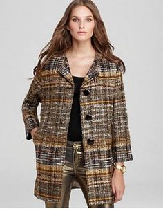 Kate Spade Alessa Coat Size 4-Retails for $1098 Our Price: $192.15 One Savvy Design Consignment Boutique 74 Church Street, Montclair, NJ 973-744-0053 www.onesavvydesign.com