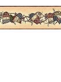 """Wall Trim Product Information Book Name: Family and Friends IIpattern #: FAM65271Bpattern name:Border height:5 0""""page #: 134 Product Details Prepasted: yesScrubbable: noPeelable: noWashable: yesStrippable: yes"""