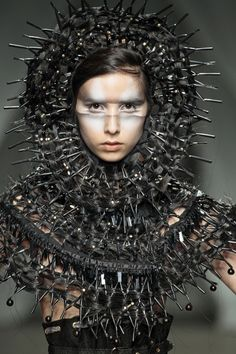 Im sure this a French design, but NO WAY I WOULD WEAR IT!!!!