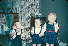 Vintage Halloween- Kodachrome...