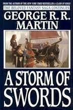 a storm of swords original cover - Google Search