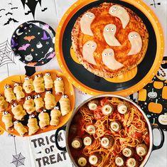 3 cenas fáciles de Halloween para niños
