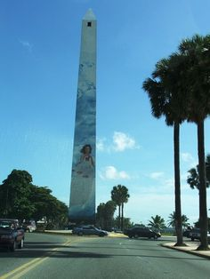 Obelisco Macho, Santo Domingo, Republica Dominicana!