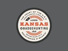 Kansas Badgehunting Club by Allan Peters