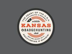 Kansas Badgehunting Club by Allan Peters