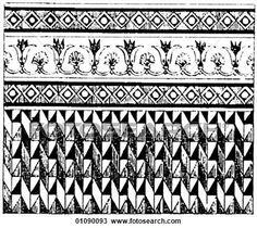 assyrian-line-art - Google Search