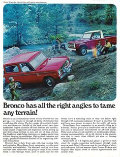 28 best other neet 4x4 images old bronco early bronco ford bronco pinterest