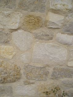 over grouted stone