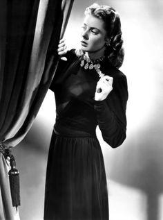 Ingrid Bergman in Notorious | Artribune