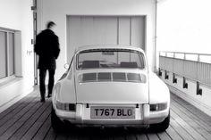 Porsche 911 - White