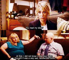 Hahahaha Her diary #funny #movie #bridesmaids