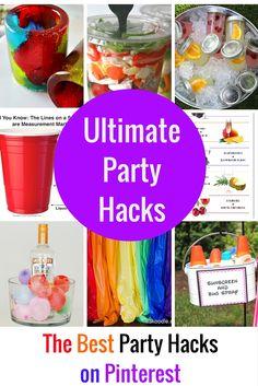 Party Hacks Everyone Should Know