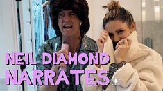 Neil Diamond, Cute Gif, Dear God, Bar Mitzvah, Married Life, Husband, Videos, Youtube, Marriage Life