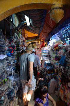 HoChiMinh City Market