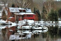 Berlin NH. I remember the stink the Old Paper Mill had whenever we approached Berlin