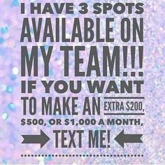 You can become a makeup Presenter with Younique for only $99, there are no other fees involved, free website forever, no auto ships! Sell exclusively online! Post your email if you want information on how to sign up or go directly to my website www.youniqueproductsbypatty.com