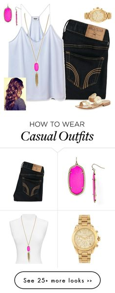 """Casual"" by southernprep52 on Polyvore"