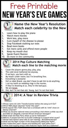 new year s eve resolutions game new years pinterest mad libs