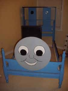 THOMAS THE TRAIN TWIN BED