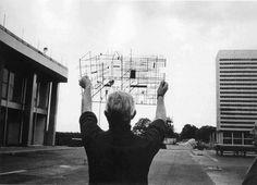 L'École du regard — the-hulot-universe:   Jacques Tati launching into...