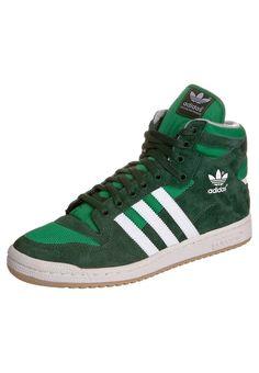 DECADE OG MID - Sneakers alte - verde