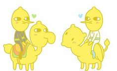 I find this surprisingly cute. o .o
