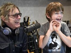 "Tom Petersson's album, ""Rock Your Speech,"" was created with one very special listener in mind."