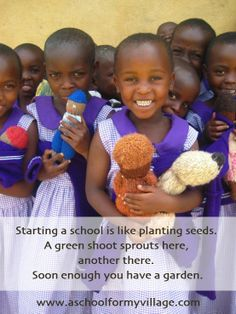 Nyaka AIDS Orphan School founder Twesigye Jackson Kaguri's stirring memoir is the story of building an extraordinary school for Ugandan orphans and the astonishing effort by Kaguri to raise an African community out of poverty and hopelessness. Planting Seeds, Uganda, Jackson, School, Books, Projects, Clothes, Log Projects, Outfits