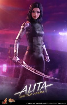 ICv2: Wide Array of 'Alita: Battle Angel' Merch Debuts | Image 1