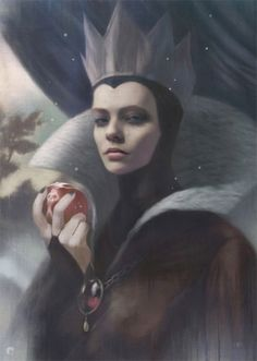 Evil Queen by Tom Bagshaw
